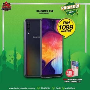 Promosi> Samsung galaxy A50 [6+128gb] SME set