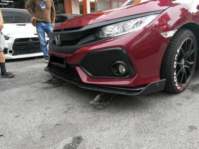 Honda Civic FC Si Bumper Front Diffuser Bodykit