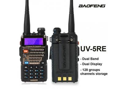 Baofeng UV-5RE Dual Band Walkie Talkie Radio UV5R