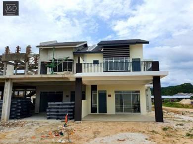 Rumah Teres 2 Tingkat Tanjung Rambutan