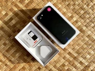 Iphone 7 128GB Matteblack ~ Boleh Trade-In !!!
