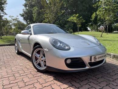 2010 Porsche CAYMAN 2.9 FACELIFT (A)