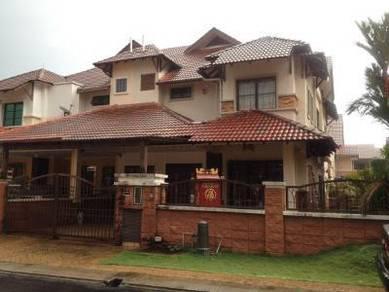 Taman Segar Perdana,Bali Residence Semi-D,Gated Guarded