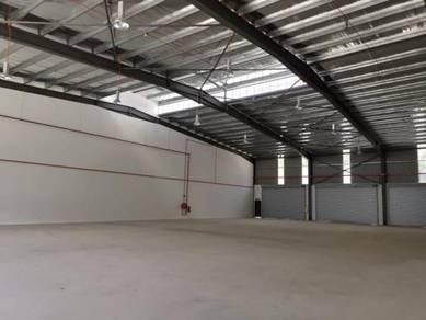 Bukit Serdang, Bukit Jalil, Puchong, Adjoining Factory,High Ceiling