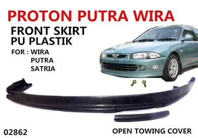 Wira Putra Front Skirt Lip Depan PU Plastik AAA