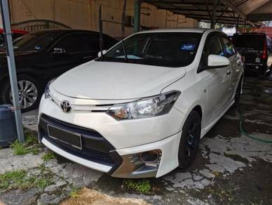 MAX LON 2014 Toyota VIOS 1.5 TRD UPGRADE BIG RADIO