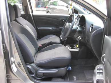 2018 Nissan ALMERA 1.5 NISMO NFL (A) Bkit Warranty