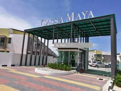 Cassa Maya| Gated Guarded | Double storey |Sungai Dua| Butterworth