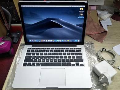 Macbook Pro Retina 2015 boleh trade in Laptop