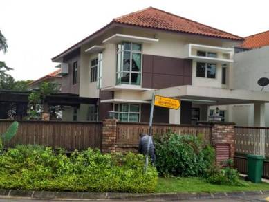 Taman Molek PONDEROSA VILLA (Double Storey Semi D CORNER LOT for SALE)