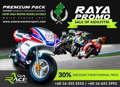 Pocket Bike Qt Ducati04 promotions