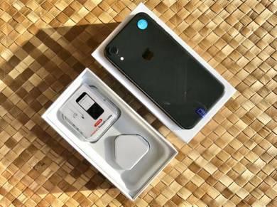 Iphone XR 64GB Black ~ Boleh Trade-In !!!