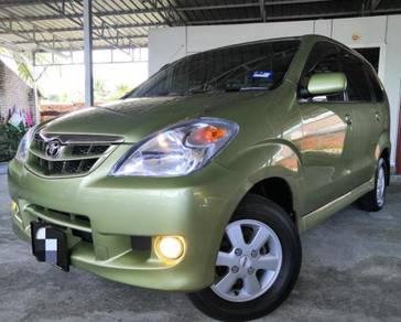 2008 Toyota AVANZA 1.3 E FACELIFT (A)