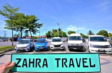 Pakej pelancongan | kereta sewa | car rental