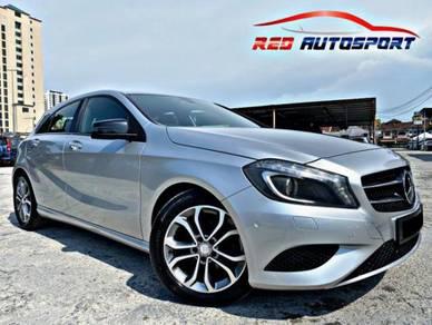 Y2015 Mercedes Benz A200(CBU)1.6(A)AMG FULL SPEC