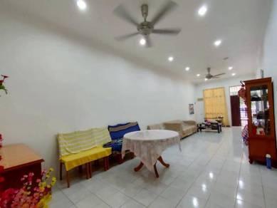 Bandar Mutiara 1 Storey Semi-D House For Sale