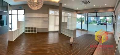 Commercial Space at Kota Kemuning Behind MC Donald