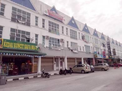 Parit Raja Taman Universiti 3 Storey Shop Office Rm 870K