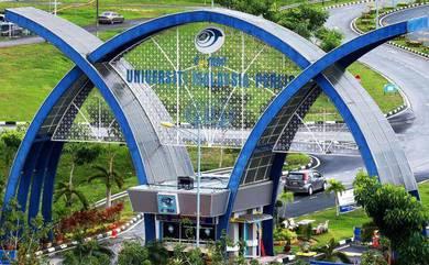 Tanah Strategik Depan Universiti Malaysia Perlis