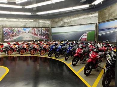 Honda dash 125 fi dash125 - merdeka promotion