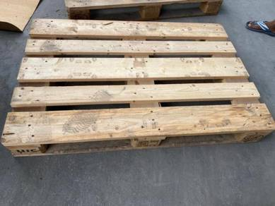 Used Wooden Pallet - 1200mm x 800mm