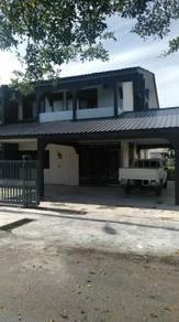 Renovated and Painted Semi D Arang Road Batu 4 Mile