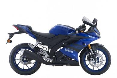 Yamaha YZF-R15 / R15 / FZ NEW MODEL / R150 / R 15