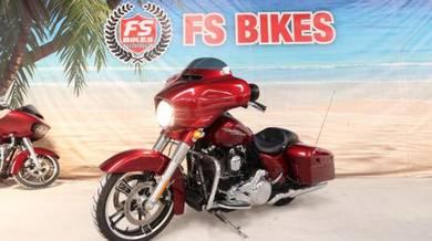 Harley DAVIDSON STREET GLIDE SPECIAL PROMOTION