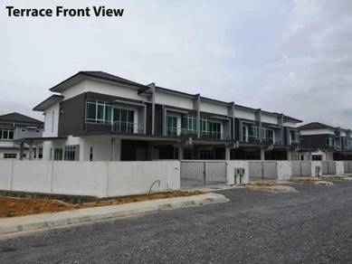 City Garden Double Storey Intermediate Near Stutong