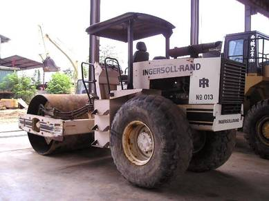 Used INGERSOLL-RAND SD100 Vibration Roller
