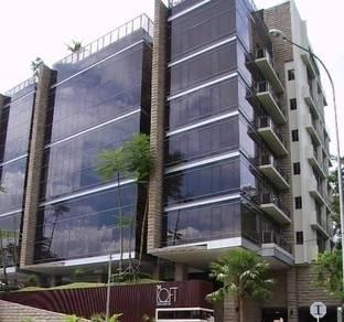 [Duplex 3891sqft] The LOFT Bangsar, Kuala Lumpur w/ designer interior