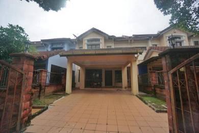 Two Storey Terrace Bukit Jelutong Shah Alam