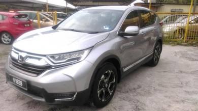 Honda CR-V 1.5 (A) Balik Raya Promo Murah Giler