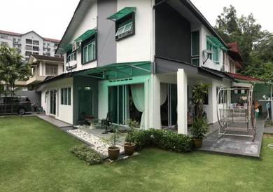[Mid Valley] Semi D Double Storey Corner lot House at Robson Heights