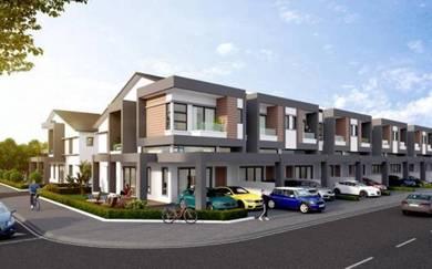 Double Storey Terrace at SPPK Pengkalan