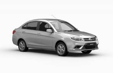 Proton saga auto fullloan/bodykit/monthlly298