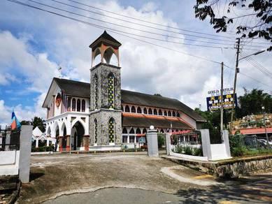 Taman Limbanak   CL Land   SMK Limbanak   St. Aloysius Church