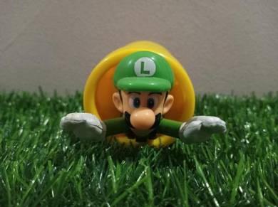 Mario Bros in Tunnel