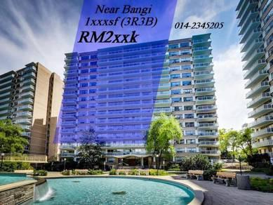 Condominium di Bangi Avenue