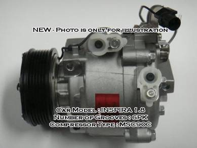 Proton Inspira Exora Aircon Compressor New Ori