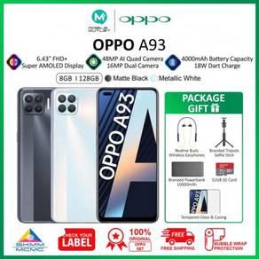 OPPO A93 8GB/128GB (Original OPPO Msia)