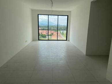 Ipoh Top Floor Freehold Condo for Sale