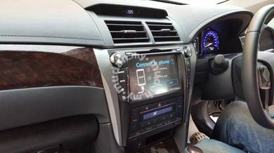 DEMO Toyota camry 11 to 18 oem car dvd player