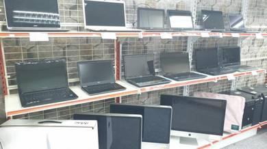 Menjual Laptop Terpakai (Boleh Trade in Laptop)