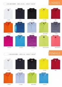 Kollar T-Shirt 100% Microfibre