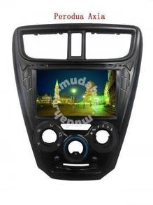 Perodua axia 2015 dvd player without gps new set