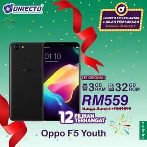 Oppo F5 Youth (3GB RAM | 32GB ROM )