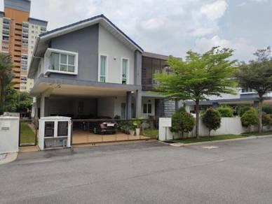 AA Bungalow (with Tenant),Taman Ukay Seraya,Ampang Selangor (For Sale)