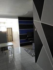 Bilik Sewa Muslim Sutera Kajang Lengkap Perabut Termasuk Ultiliti WIFI