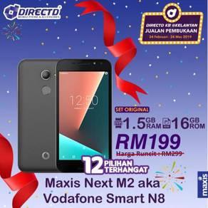 Maxis Next M2 aka Vodafone Smart N8